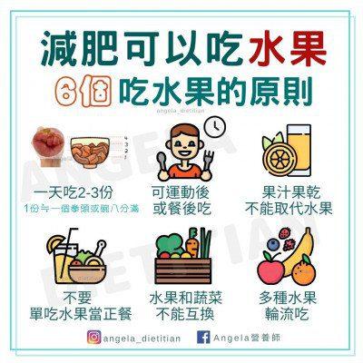 減肥水果怎麼吃