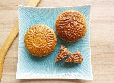 高熱量月餅切小塊 減肥分著吃