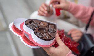 月經來吃巧克力