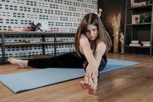 女生生理期運動 月經黃金減肥期